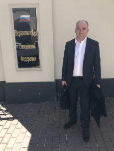 Адвокат Добиков К.С